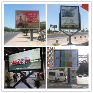 Hotsale Advertising Double Side Scrolling Lightbox Panel for Outdoor pictures & photos