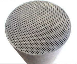 Catalytic Converter Cordierite/Sic DPF Diesel Particulate Filter pictures & photos