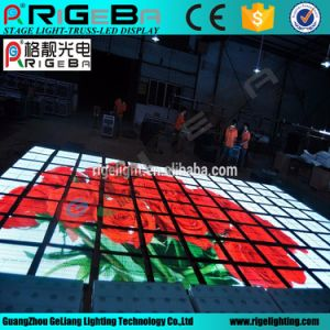 Stage Light P10 LED Video Dance Floor Display Screen pictures & photos