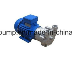 Coaxial Water Ring Vacuum Pump with Direct Connection Design pictures & photos