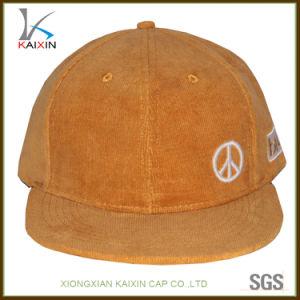 6d669ccc Wholesale High Quality New Design Corduroy 6 Panel Snap Back Caps Custom