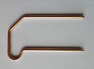 Sintered Copper LED Heatsink Heat Pipe pictures & photos