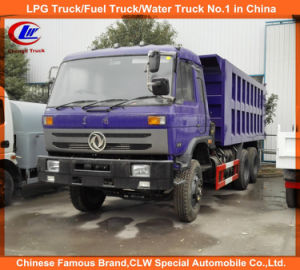 Heavy Duty 6X4 Dongfeng Tipper Truck Dongfeng Dump Truck pictures & photos
