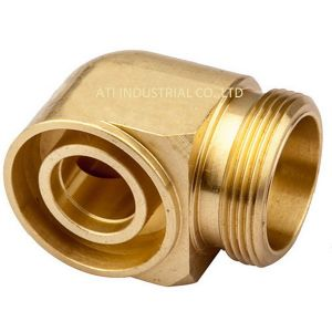 Brass Pump Body Forging Part pictures & photos