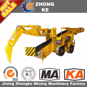 Zwy80 Crawler Grilled Slag Machine in China Wheel Excavators