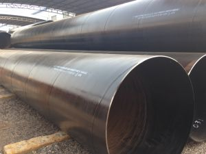 ASTM A252 Welded and Seamless Steel Pipe Piles pictures & photos