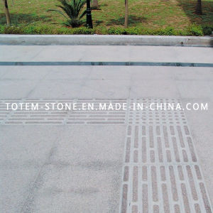 Natural Grey Granite Blind Flooring Paving Stones for Walkway Paver