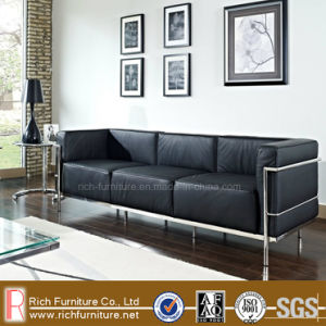 Le Corbusier LC3 Grande Sofa for Living Room (RF-LC3) pictures & photos