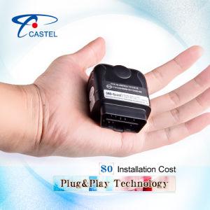 GSM GPS OBD GPS Tracker for Fleet Tracking/Car Insurance