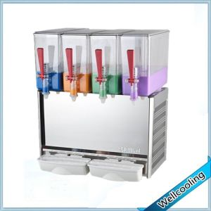 Good Price Cold/Hot 2 Falvor Juice Dispenser Manufacturer pictures & photos