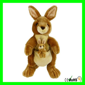 China Australia Kangaroo Plush Toy Custom Kangaroo Stuffed Toys