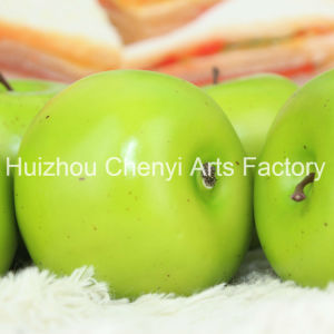 75mm Green Apple Artificial Fruit pictures & photos