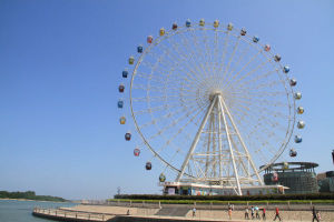 Outdoor Equipment Giant Ferris Wheels 88m for Sale pictures & photos