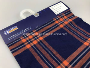 97% Cotton 3% Spandex Melange Flannel Fabric-Lz8814 pictures & photos