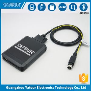 Yatour Digital Media Changer (USB/SD card/aux in/iPod/iPhone) for VW/Toyota/Honda/Mazda...etc pictures & photos