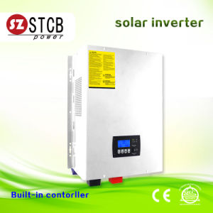 High Performance Solar Inverter Built-in Charge Controller 1000W ~ 12000W