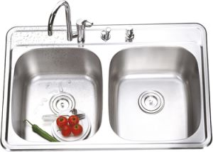 8456 Stainless Steel Welding Bowl Sink