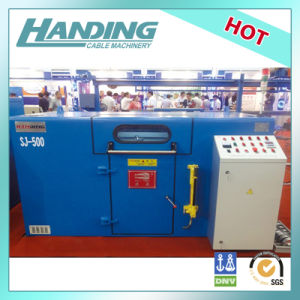 China Hot-Selling High Speed Copper Wire Bunching Machine 630mm ...