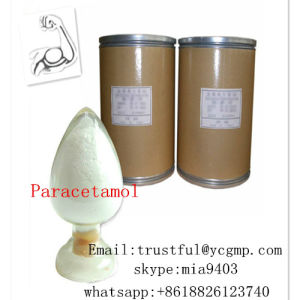High Purity Paracetamol/4-Acetamidopheno CAS: 103-90-2 for Pain Killer pictures & photos