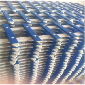 BV& ISO PVC Plastic Picket Yard Guard Garden Grass Protect Fence (XM85) pictures & photos