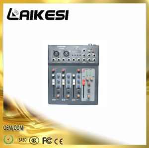 F4 USB Mini Mixer Console pictures & photos