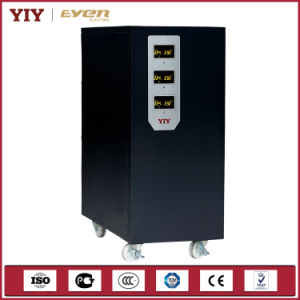 30kVA AVR Automatic Voltage Stabilizer High Power Three Phase for Electric Generator pictures & photos