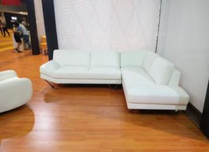 Sectional Sofa For Leather Factory With Chinese Furniture