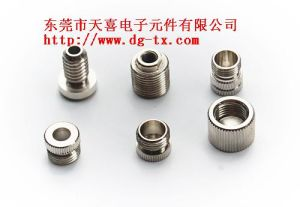 CNC Processing Brass Fitting CNC Part