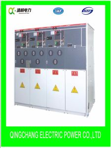 Sf6 Compact Co-Cabinet 12kv 630A Gas Insulated Switchgear (GIS)
