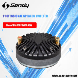 Professional Audio Speaker Tweeter (XD34)