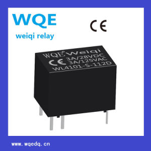 Miniature Communication Reed Relay (WL4101) Suit for Automatic Devices, Communications Equipment pictures & photos