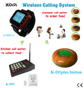 Kitchen and Customer Call Waiter for Service Wireless System Equipment pictures & photos
