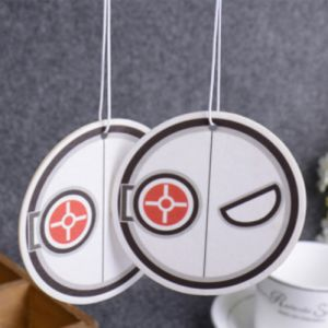 Custom Hanging Car Air Freshener with Fragrance (AF-006) pictures & photos