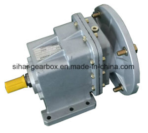 Src or Pcmg Helical Gearbox with Industrial Electric Motor