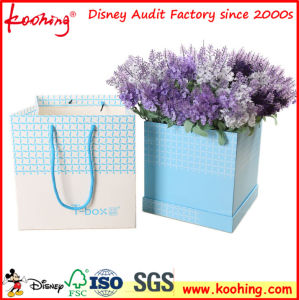 Shenzhen Factory Koohing Flower Paper Bag pictures & photos
