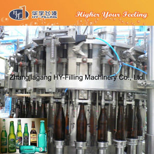 Glass Bottles Beer Production Line Made in China pictures & photos