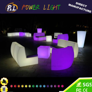 LED Furniture Leisure Seating LED Lit Sofa pictures & photos