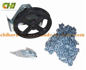 Hardware of Sectional Garage Door Chain Hoist pictures & photos