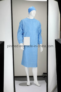 SMMS Surgical Gown pictures & photos