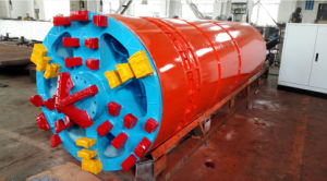 Tpn1000 Slurry Microtunnel Boring Machine/Pipe Jacking Machine