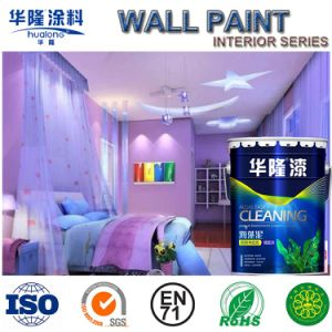 Hualong Degrade Formaldehyde Anti Crack Interior Emulsion Paint pictures & photos