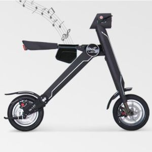 Folding Electric Scooter >> China Folding Electric Scooter Bike Lehe K1s E Scooter Bike Ebyke