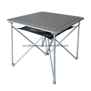 Quality Aluminum Light Weight Picnic Camping Outdoor Portable Folding Table Furniture