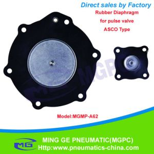 Rubber Diaphragm for Pulse Valve (ASCO Type, MGMP-A62)