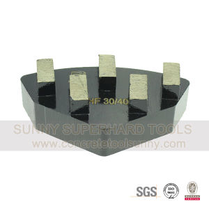 Segmented Type Grinding Pad for Concrete pictures & photos