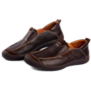 2015 Classic Dress Casual Leather Shoes for Men (WH0070)