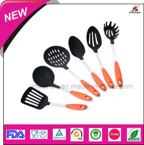 Black Nylon 6PCS Cooking Tools