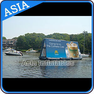 Top Quality Floating Inflatable Billboard for Advertising Inflatable Floating Billboard pictures & photos