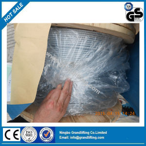 Galvanized Carbon Steel Wire Rope for Crane pictures & photos
