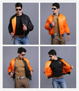 3 Colors Tactical Pilot Coat Men Waterproof Windproof Warm Jacket pictures & photos